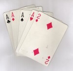 The hand I was dealt
